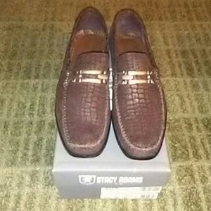 Men's Stacy Adams Leather Loafers
